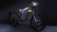 DIY Customzied Electric bicycle