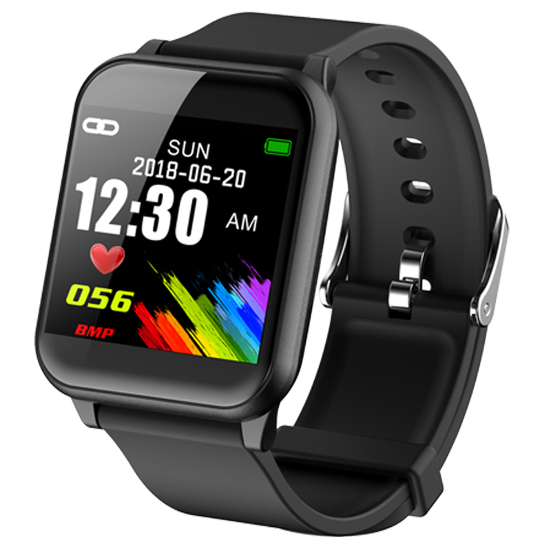 Sport Smart Watch Men Women Heart Rate Monitor Blood Pressure Waterproof Running Pedometer Fitness Watch Tracker For Android IOSSport Smart Watch Men Women Heart Rate Monitor Blood Pressure Waterproof Running Pedometer Fitness Watch Tracker For Android IOS
