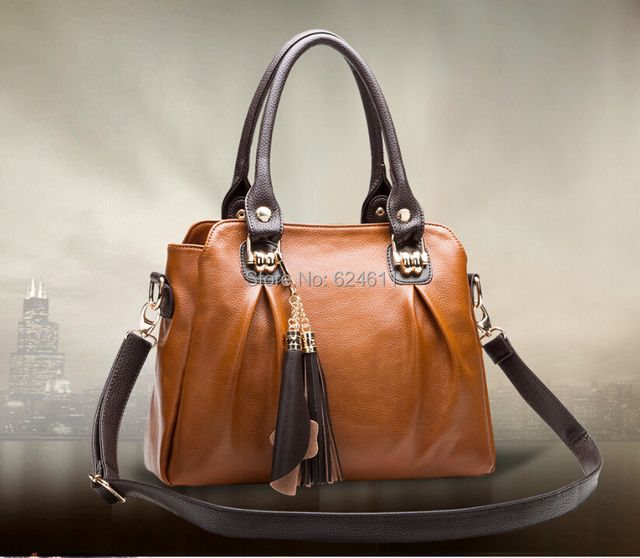 women bag knights Paul handbag European and American wind fashion handbag shoulder inclined shoulder bag bag free shipping
