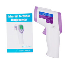 LCD infrared thermometer Baby Temperature meter Measurement Device Non-contact Thermometer Care Tools 50% off