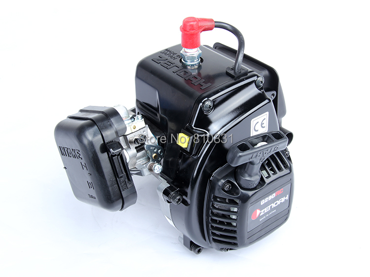 Japan imports ZENOAH 2T engine G290 29CC Genearl for HPI 5B LOSI 5T straight row 29cc piston for high speed 29cc gasoline engine zenoah parts rc boat
