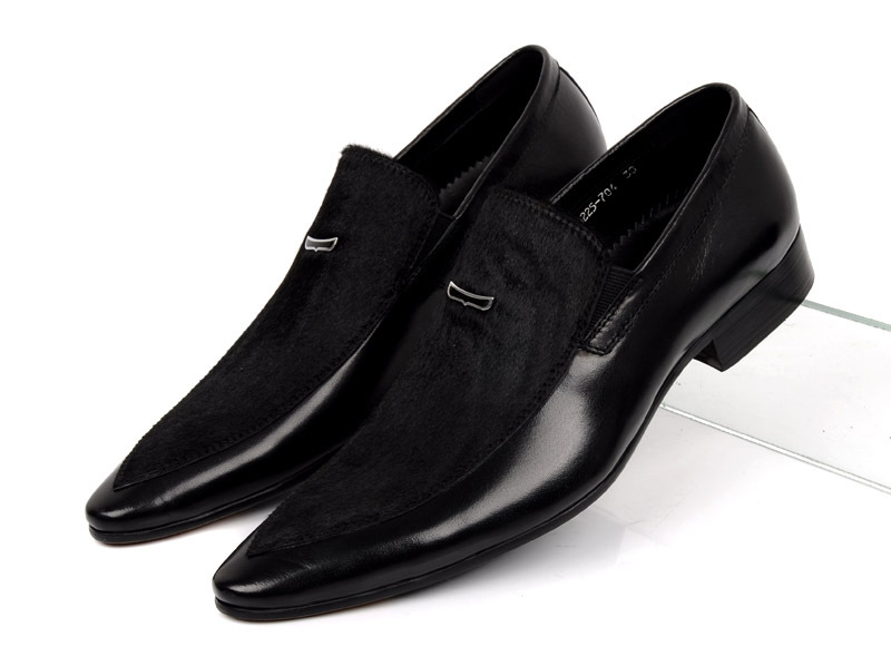 Luxury Brand Italian font b Men b font Shoes Genuine Leather Formal font b Men b