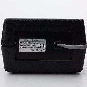 Image 5 - 30000RPM JD700 Pro Trivello Elettrico Del Chiodo Macchina Unghie artistiche Attrezzature Manicure Pedicure Lime Elettrico Manicure Trapano e Accessori