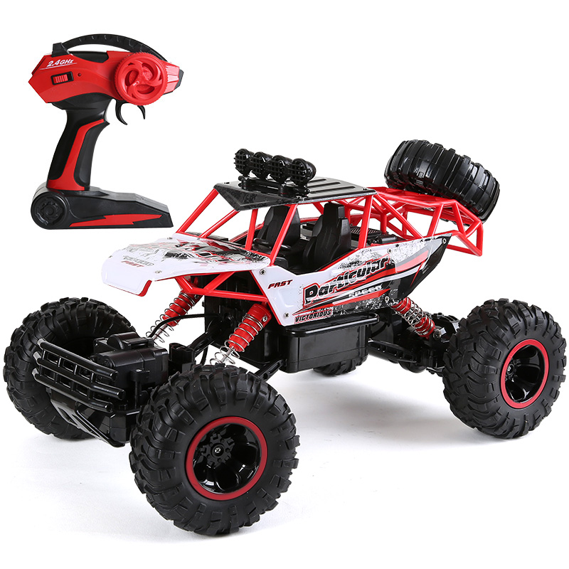 1 12 RC CAR 4WD Monster Truck 2 4G Radio Control RC Buggy Off Road Vehicle