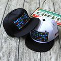 Fashion Colorful Tetris Patch Baseball Caps High Quality Cotton Sporting Hiphop Unisex Basketball Caps Adjustable Genius Hats