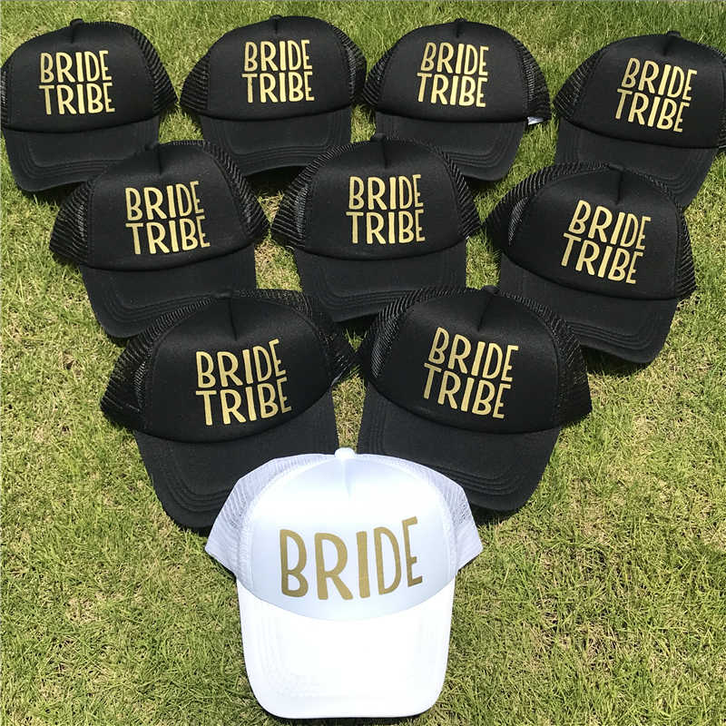 4077d7ec3 Detail Feedback Questions about TEAM BRIDE TRIBE Woman Snapback Caps ...