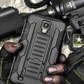 Case Cover For Samsung Galaxy S4 Mini i9190 i9192 i9195 Case Impact Hybrid Stand Hard Protective for Samsung Galaxy S4 Mini