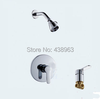 Envío Gratis Productos de Baño En Montado En La Pared Del Grifo Del Baño y Mezcl