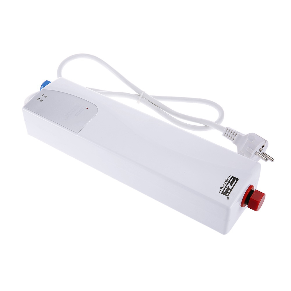 High quality electric water heater instant shower tankless for 4 bathroom tankless water heater