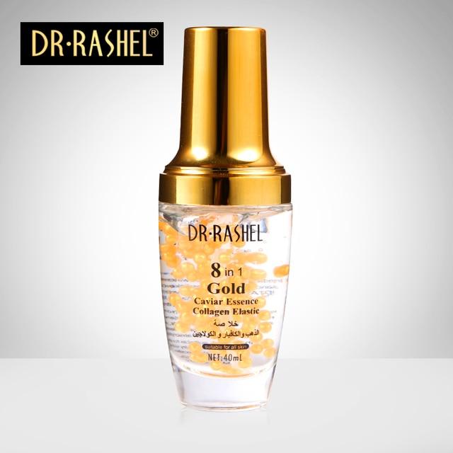 New Gold collagen elastin serum anti wrinkle aging moisturizing serum Acne Treatment Whitening Face Ageless Beauty Skin care