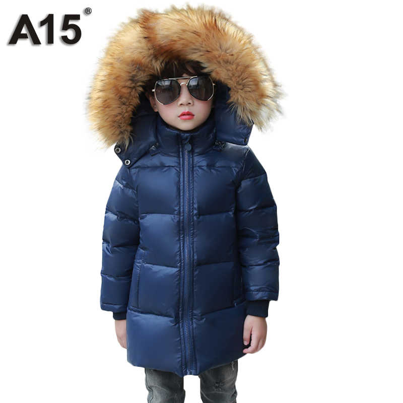 797085ab6acc Detail Feedback Questions about A15 Brand Winter Jackets Girls Kids ...