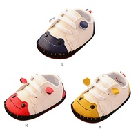 New Canvas Little Frog Shoes Newborn Baby Boys First Walkers Shoes Infant Toddler Soft Sole Anti slip Baby Shoes