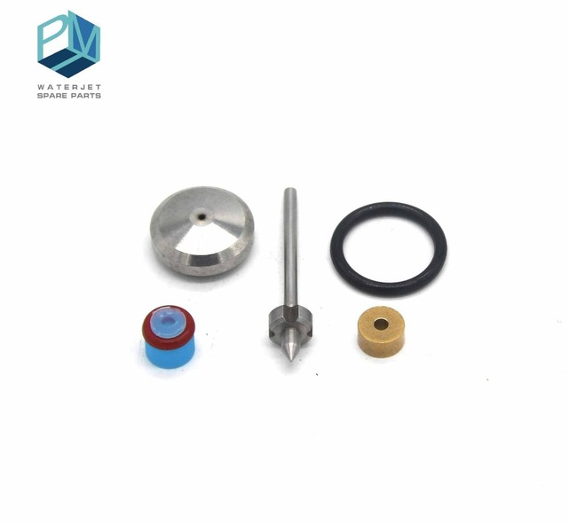 US $50 0 |Wtaerjet spare parts On/Off valve body repair kit No 001959 1 for  flow waterjet cutting head install 1-in Tool Parts from Tools on