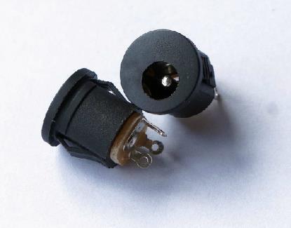 Free Shipping! 10pc Round plastic socket module