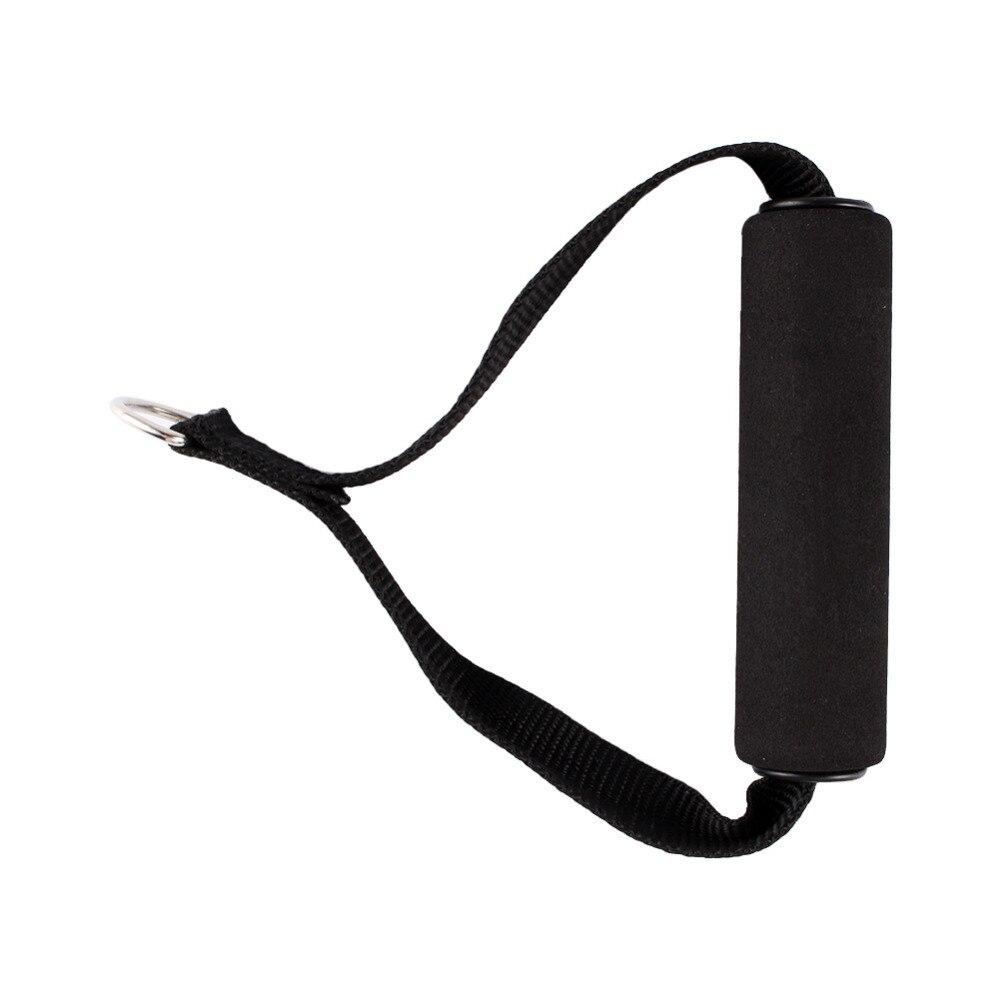 Нейлоновый аксессуар для фитнеса, трос, ручка, кабель, кроссовер, тренажер, крепление, сопротивление для фитнеса, бодибилдинга