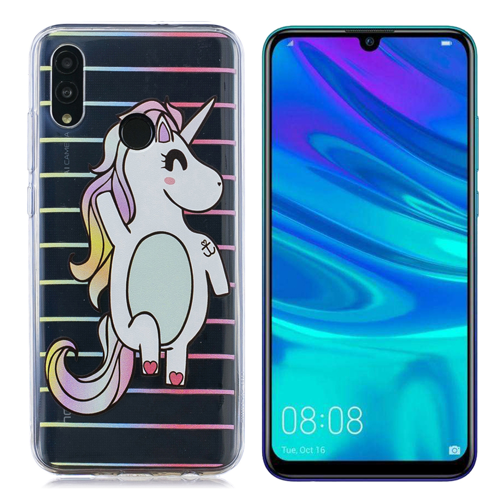 Soft Case For Huawei P Smart 2019 Case Soft Silicone TPU Transparent Phone Back Cover For Capa Huawei P Smart 2018 PSmart 2019  (14)
