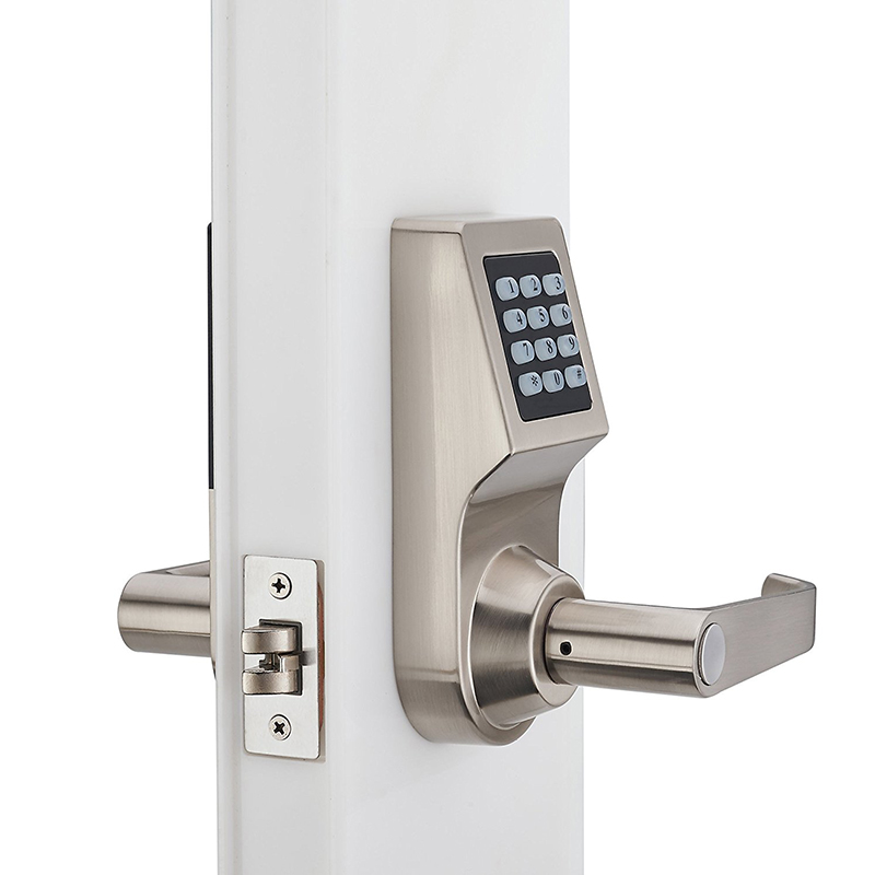 Electronic Password Door Lock With Digital Keypad Remote