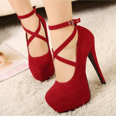 Online Get Cheap Red Stiletto Heels -Aliexpress.com | Alibaba Group