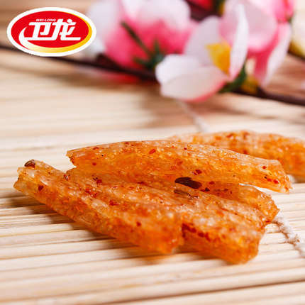 130gChineses famous delicious food Chinese snacks Weilong