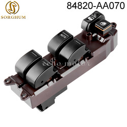 New Electric Power Window Master Switch 84820-AA070 For Toyota Camry Sienna 2002-200984820AA070