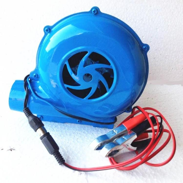 Small Electric Leaf Blowers : Outdoor combustion air blower v small household ac