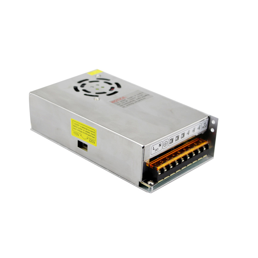 Universal DC Power Supply 5v 60a 300w Switching Led Driver Transformer 110v 220v to 5v for led strip lvsun universal dc