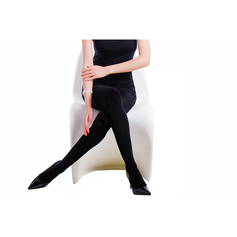 anti hook 4 colors pantyhose collant women medias pantis spring and autumn tights footed thick cotton opaque stockings new - Collants Opaques Colors