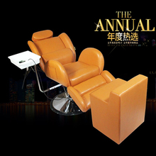 Electric hair pavilion. Electric hair chair. Hair salon barber chair.(China)