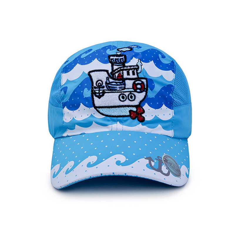 AETRENDS  1~3 Year Old Children Large Sizes Summer Mesh Blue baseball Cap  Kids Hat a Cap Snapback Hats for Boy Girl Z 6513-in Baseball Caps from  Apparel ... cd0c73be3bbe