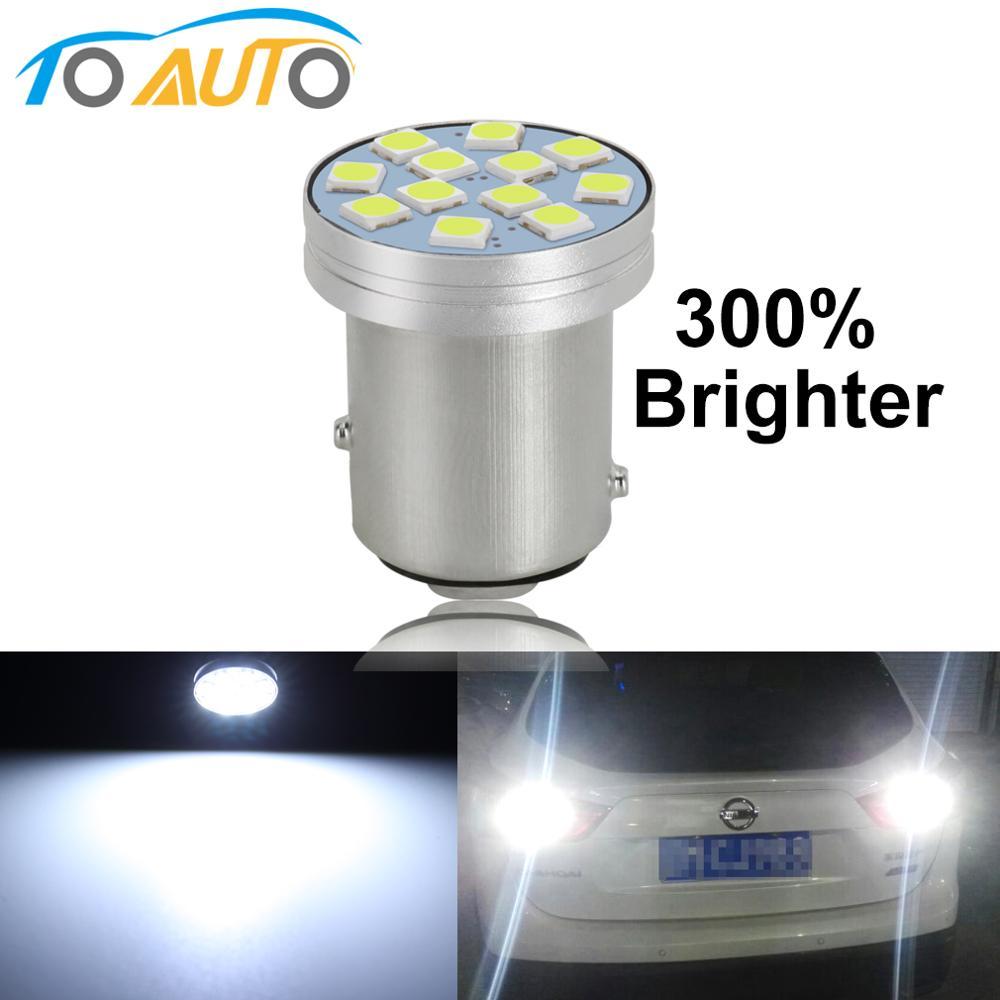 1156 BA15S P21W Led BAU15S PY21W 1157 BAY15D P21/5W LED Bulbs BA15D R5W R10W Car Signal Lamp DRL Auto Lights 12V