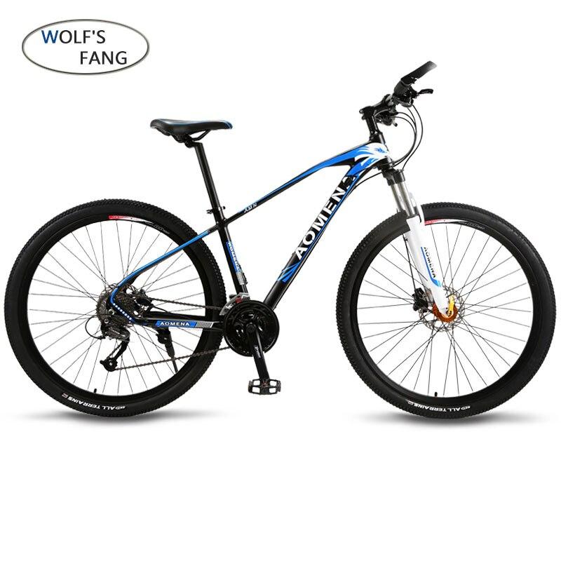 Comprare Bicicletta Mountain Bike 27 Velocità 29 Pollici Ruote Freno