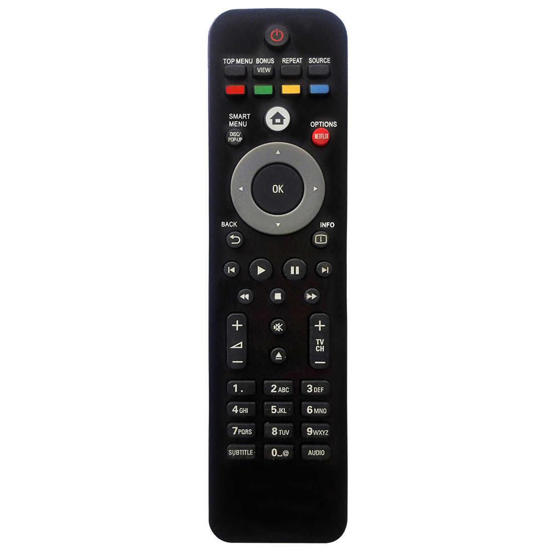 Новый для PHILIPS Smart телевидение высокой четкости blu-ray dvd-плеер Универсальный пульт