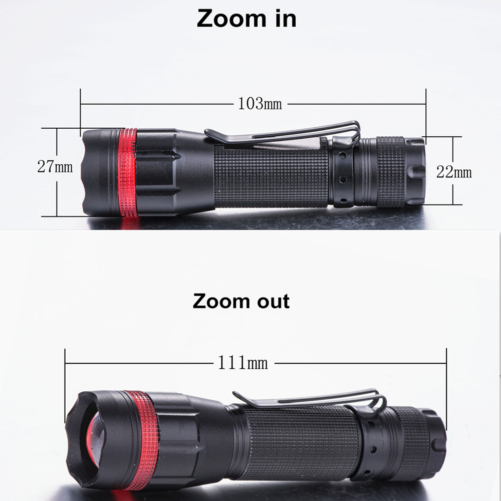 Uşaqların istifadə etməsi üçün Taiyi Mini LED Fənər 1W Suya - Portativ işıqlandırma - Fotoqrafiya 2