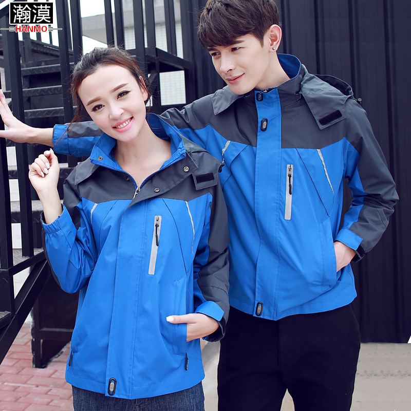 2017 WomanWaterproof Windpoof Jackets couple neutral Spring Autumn Jacket Coats Male Brand Clothing Plus Size M-4XL high quality