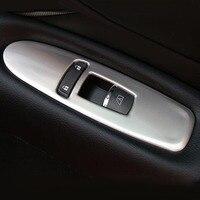 Door armrest handrails knob cover windshield glass lift button interior Accessories sticker switch trim for infiniti Q70 Q70L
