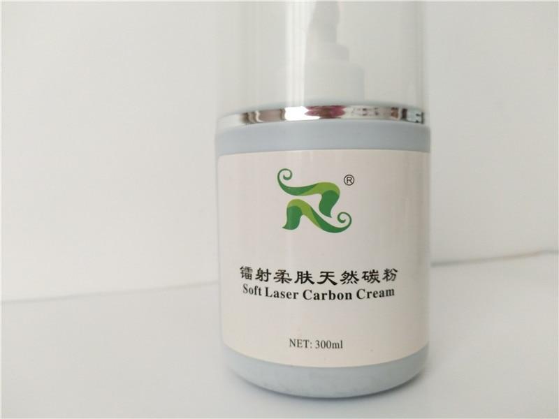 carbon laser krema crna lutka koža izbjeljivanje nd yag laser krem - Alat za njegu kože - Foto 2