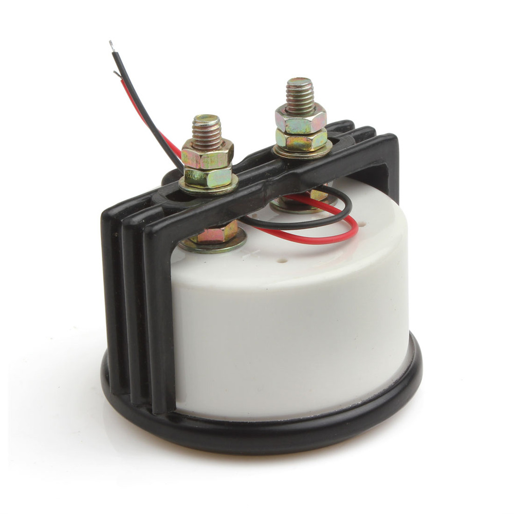 Universal 2 Inch 52mm Car Ammeter Voltmeter 60 0 60 AMP Gauge Volt ...