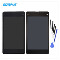 100 Tested For Sony Xperia Z1 Mini Compact D5503 M51W LCD Display Digitizer Touch Screen Assembly