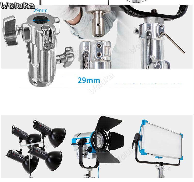 Легкий торшер держатель M-8 тяжелый многоцелевой видео рамка вспышка для фотоаппарата Волшебные ножки кронштейн для студии crossbar CD50 T10