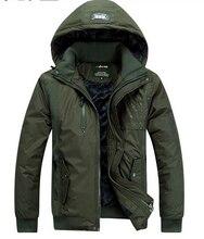 Free shipping ! HOT ! winter men brand Uniform jacket men cotton-padded jacket plus size thickening Cold wadded jacket / XL-5XL