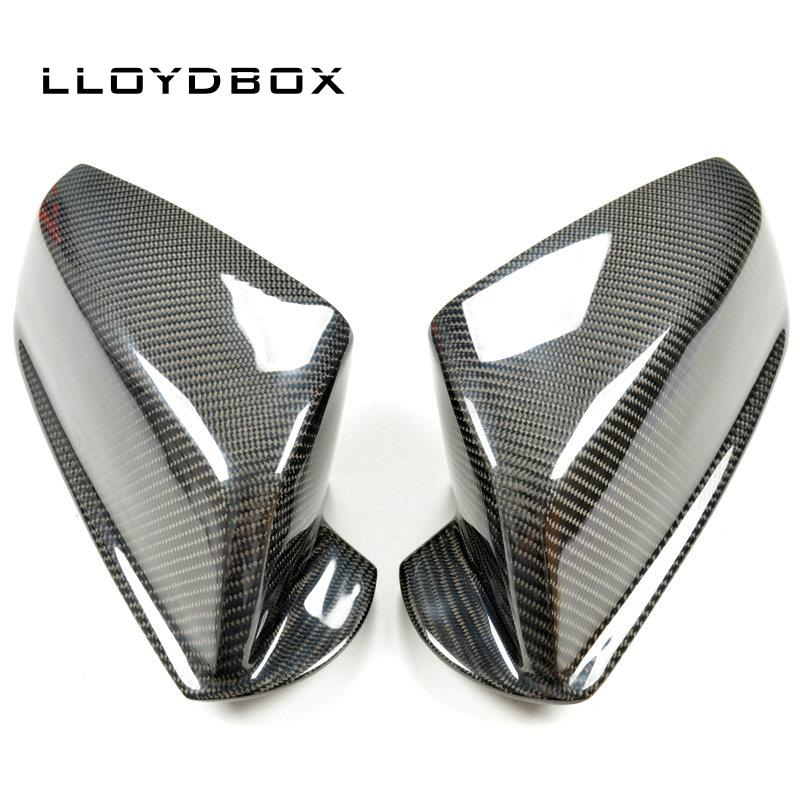 Hot Sale Carbon Fiber Rearview Mirror Cover(2p) Car Side Mirror Cover Car Accesries For CHEVROLET Malibu 2012-2015