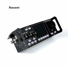 最近 RS 918 SSB HF SDR トランシーバ 15 ワット送信電力携帯ラジオ RX: 0.5 30 mhz TX: すべてハムバンド多機能器具
