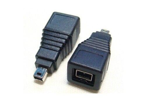 100pcs Lots 9 Pin Female FireWire Ilink To 4 Male IEEE 1394 1394b A