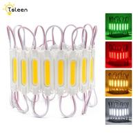 20Pcs LEDs LED Module Light Sticky Lamp Injection Molding Light DC 12V 2W/pc Advertising Light Led Backlight For Channel Letters