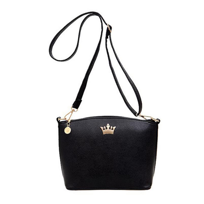 MOLAVE Shoulder bags new high quality Casual Imperial Crown Handbags Party Purse women shoulder bags crossbody bag jan21