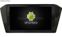 10 2 Inch BIG Screen Android 6 0 Car DVD Player Audio For VW Passat B8