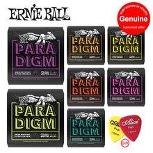 NEW! Ernie Ball Paradigm Electric Guitar String 2021 2023 2026 2027 Regular Slinky Drop Tuning Electric Guitar Strings Wound Set
