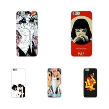Pulp Fiction 1994 Back Soft Phone Cases Cover For Huawei G8 Honor 5C 5X 6 6X 7 8 9 Y5II Mate 9 P8 P9 P10 P20 Lite Plus 2017(China)