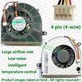100% testado Brand New CPU Fan para LENOVO G460 G460A G465 Z460 Z465 Z560 Z565 Laptop reparação parte substituição ventilador cooler