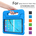 For Samsung Galaxy Tab S2 9.7 inch T810/T815 Case Foam EVA Kidproof shockproof case cover For Samsung Galaxy Tab S2 9.7 inch